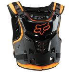 Fox Proframe LC Roost Deflector Youth 2013 Orange